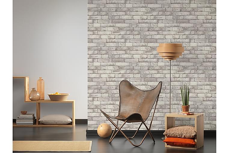 Stone effect Tapet Authentic Walls Uvevd - AS Creation - Innredning - Tapeter - Mønstret tapet