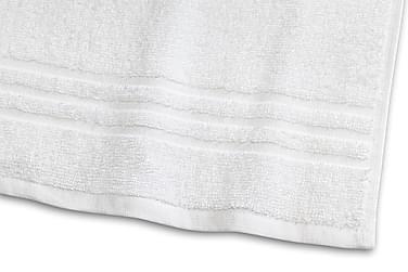 Basic Frottéhåndkle 30x50 cm Hvit