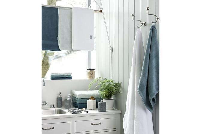 Chan Håndkle 50x100 cm - Hvit - Innredning - Tekstiler - Baderomstekstiler