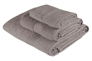 Hobby Håndkle Sett med 3
