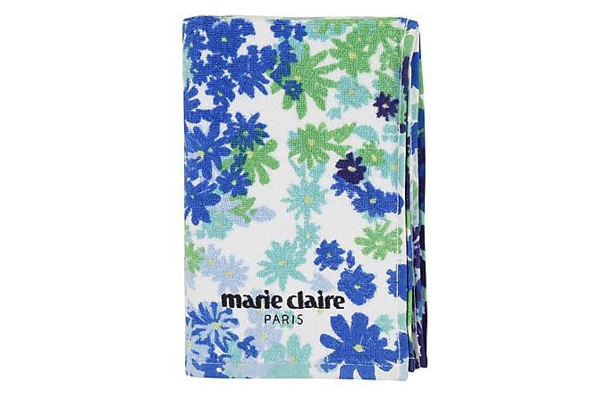 Marie Claire Håndkle 50x90 cm - Hvit/Blå/Grønn - Innredning - Tekstiler - Baderomstekstiler
