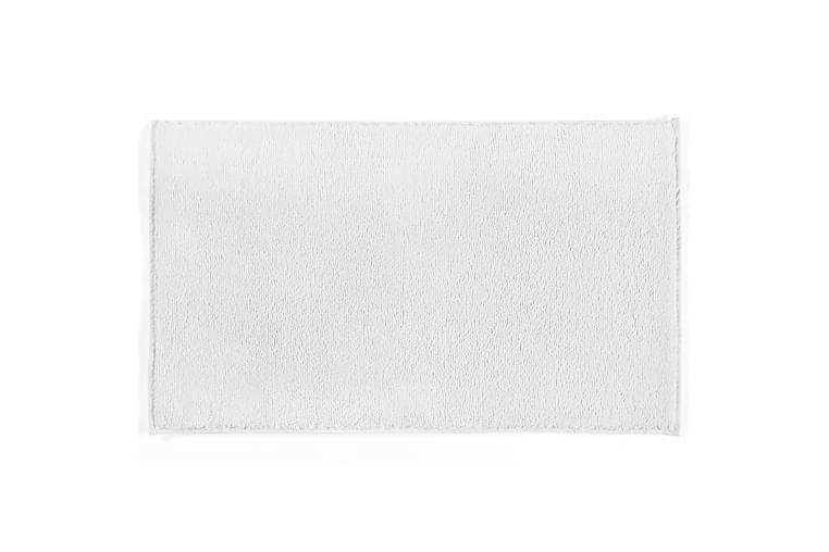 Morghyn Badematte - Hvit - Innredning - Tekstiler - Baderomstekstiler