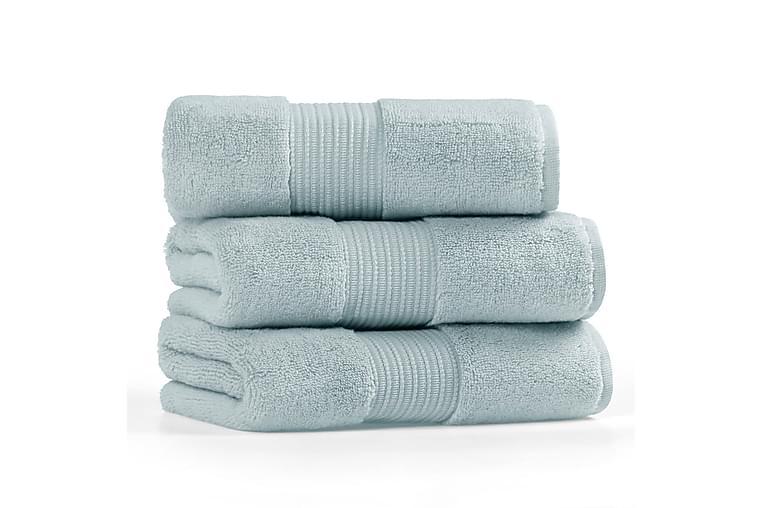 Morghyn Vaskeklut - Lyseblå - Innredning - Tekstiler - Baderomstekstiler