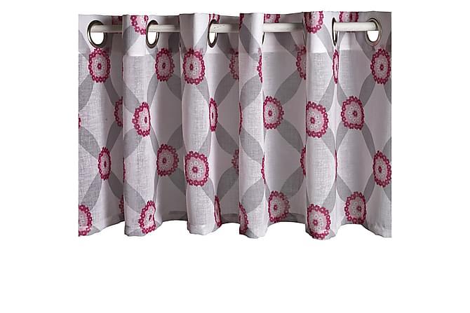 Alnifolia Kappe 45x250 cm - Rosa - Innredning - Tekstiler - Gardiner