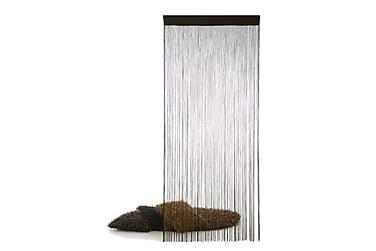 Etol Metallic Frynsegardin 45x250 cm 2-pack