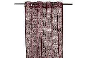 Ekstra Gardiner - Kjøp gardiner på nett billig fra Trademax JV-55