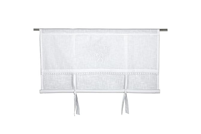 8260e262 Fondaco Emmy Heisgardin 120x100 cm - Hvit - Innredning - Tekstiler -  Gardiner