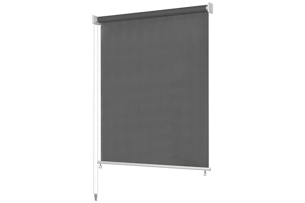 Utendørs rullegardin 180X140 cm antrasitt - Antrasitt - Innredning - Tekstiler - Gardiner