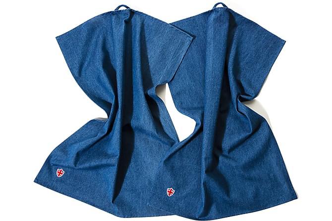 Lord Nelson Victory Kjøkkenhåndkle 70x50 cm - Blå - Innredning - Tekstiler - Kjøkkentekstiler