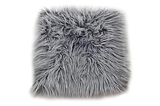 Stolpute 35x35 cm Akryl Grå