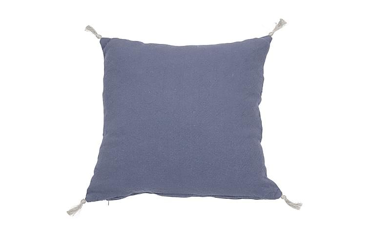 Carmita Putetrekk 45x45 cm - Denim - Innredning - Tekstiler - Putetrekk
