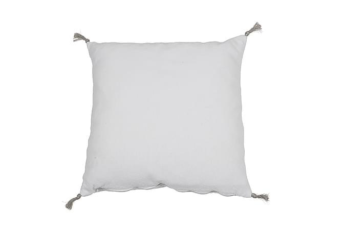 Carmita Putetrekk 45x45 cm - Hvit - Innredning - Tekstiler - Pynteputer