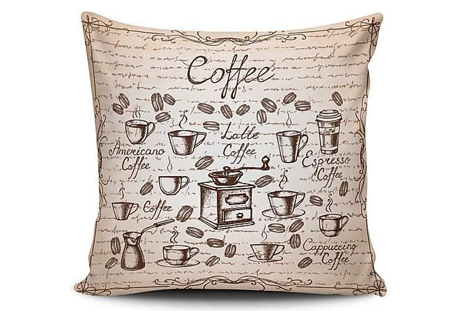 Cushion Love Putetrekk 45x45 cm - Multi - Innredning - Tekstiler - Putetrekk