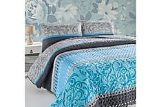 Eponj Home Sengeteppe Dobbelt 200x220+2 Putetrekk Quiltet