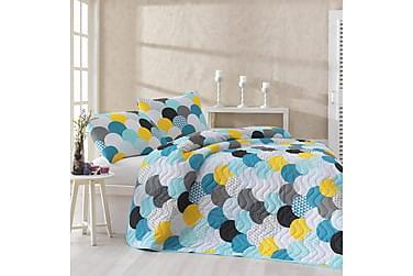 Eponj Home Sengeteppe Enkelt 160x220+Putetrekk Quiltet