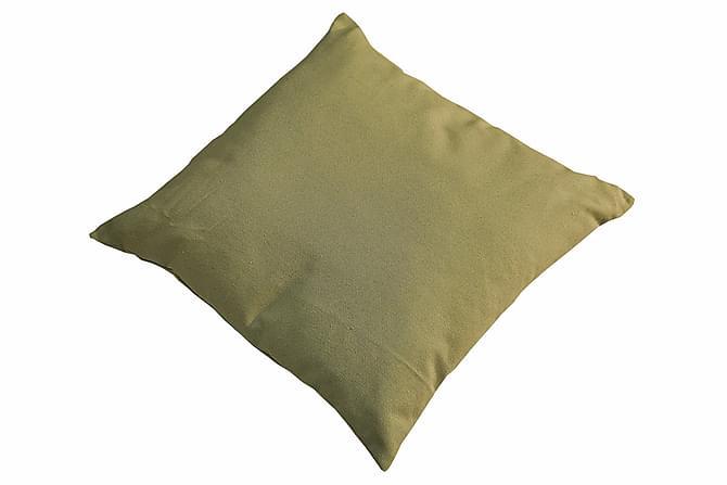 Grønn Putetrekk  45 x 45 cm - Innredning - Tekstiler - Putetrekk