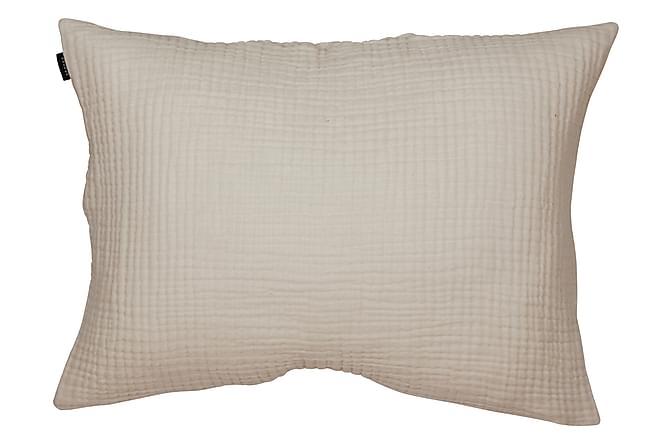 Klasina Putetrekk 40x60 cm - Hvit - Innredning - Tekstiler - Putetrekk