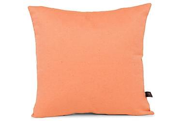 Orange Putetrekk  45 x 45 cm