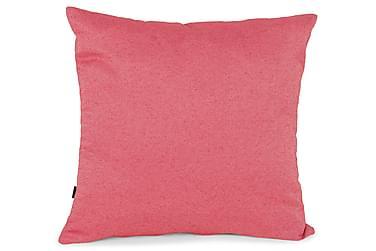 Rød Putevar 45 x 45 cm