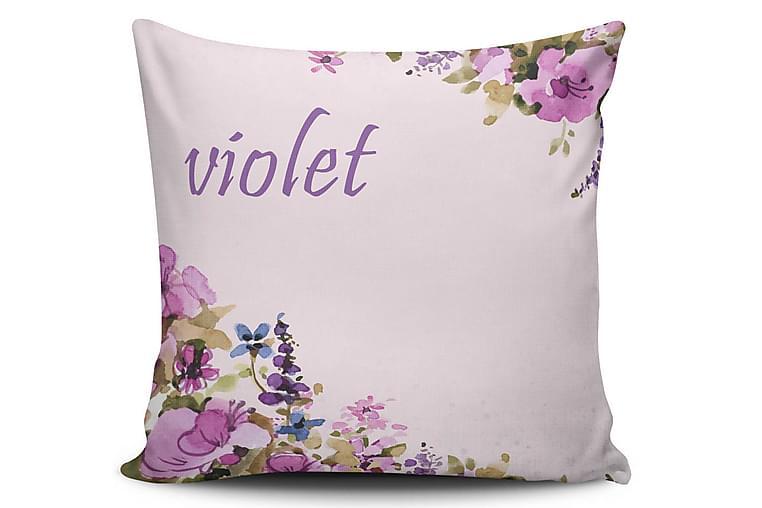 Cushion Love Pute 45x45 cm - Multi - Innredning - Tekstiler - Pynteputer