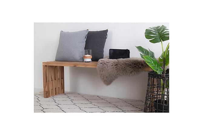 Wauke Pute 45x45 cm - Grå - Innredning - Tekstiler - Pynteputer