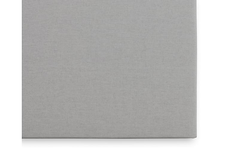 Borganäs Laken 180x260 cm - Lysegrå - Innredning - Tekstiler - Sengetøy