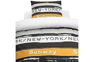 Borganäs Subway Sengesett 2-delt