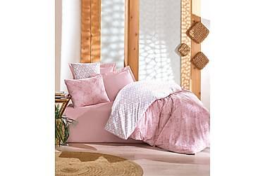 Cotton Box Sengetøy Dobbelt 4-deler Ranforce