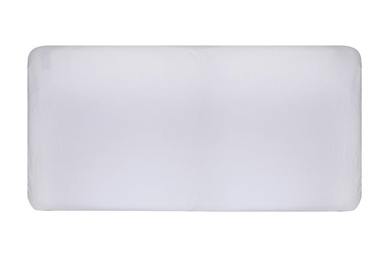 Eponj Home Madrassbeskytter Dobbelt 160x200 cm - Hvit - Innredning - Tekstiler - Sengetøy