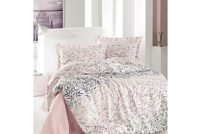 Marie Claire Sengetøy Enkelt 3-deler - Rosa - Innredning - Tekstiler - Sengetøy