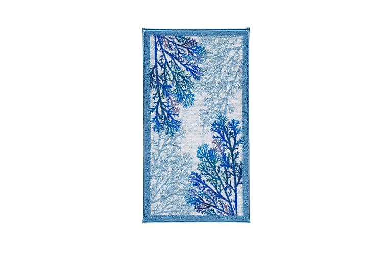 Aylesbury Badematte - Blå/Lilla/Grønn/Hvit - Innredning - Tekstiler - Baderomstekstiler