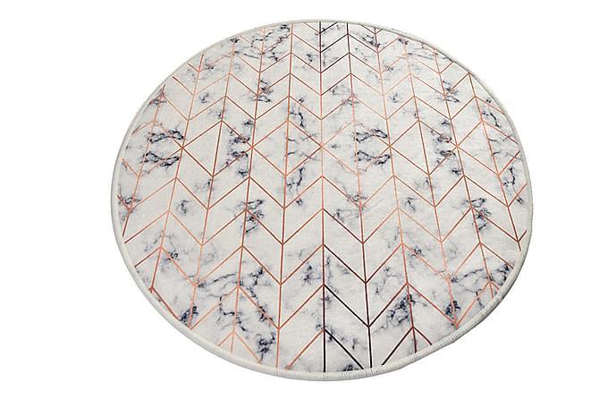 Chilai Home Badematte 100 Rund - Multi - Innredning - Tepper & Matter - Baderomsmatte