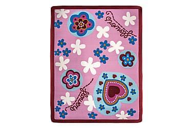 Gummiert Flower 133x170