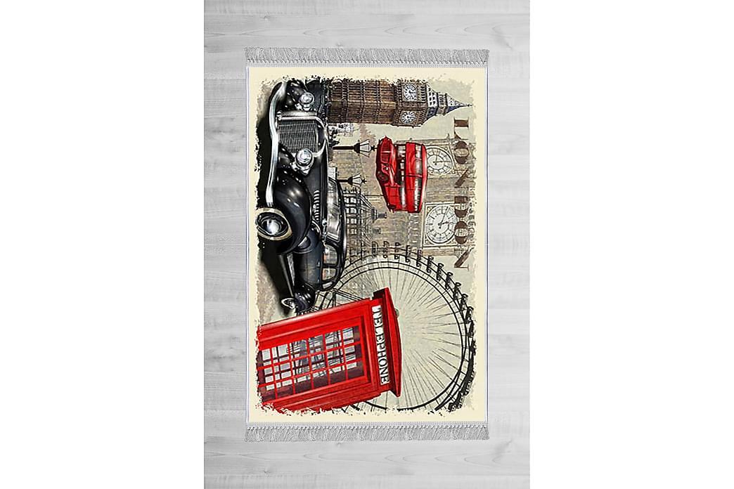 Salisbury Barnematte 100x200 cm - Flerfarget - Innredning - Tepper & Matter - Barnetepper