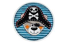 Sherell Matte Rund 120 Pirat