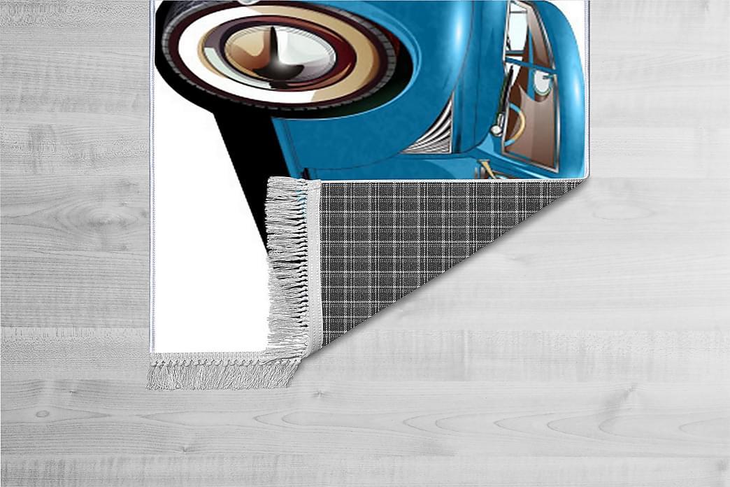 Wakene Barnematte 80x200 cm - Flerfarget - Innredning - Tepper & Matter - Barnetepper