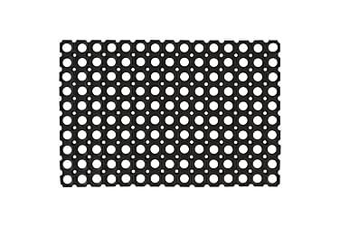 Gummimatter 2 stk 23 mm 60x80 cm