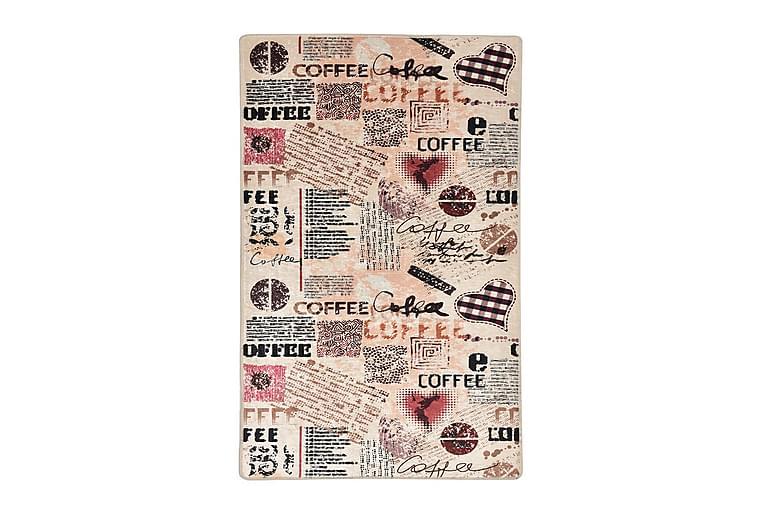 Hall Matte Kaffe (80 x 200) - Innredning - Tepper & Matter - Dørmatte og entrématte