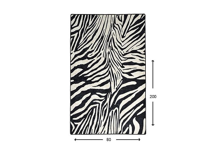 Hall Matte Zebra (80 x 200) - Innredning - Tepper & Matter - Dørmatte og entrématte