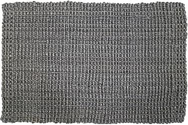 Jute Dørmatte Skåne 60x90 grå