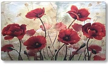 Lexie Leroy Flower FotoMatte 44x73