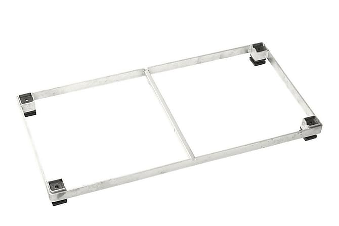 Long Entrégaller 40x80 - Grå - Innredning - Tepper & Matter - Dørmatte og entrématte