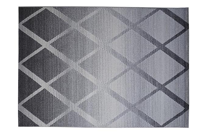 Siarra Matte 135x190 - Lysegrå - Innredning - Tepper & Matter - Flatvevde tepper