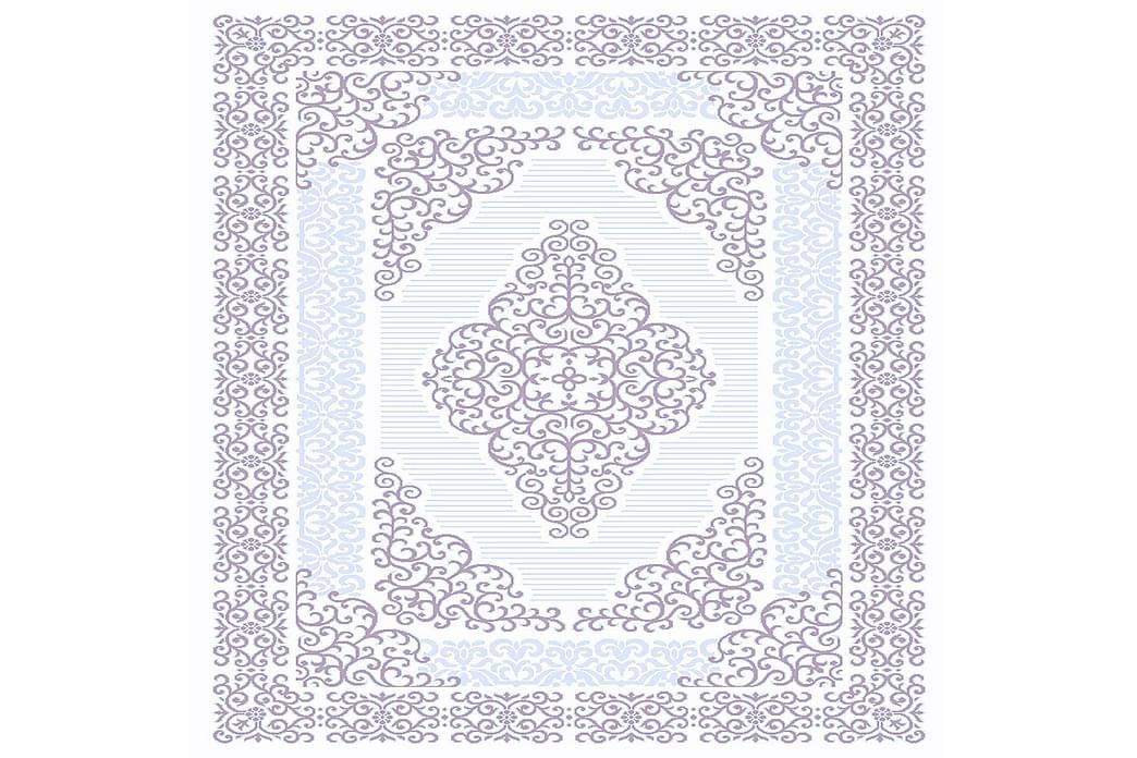 Homefesto 7 Matte 120x180 cm - Multifarget - Innredning - Tepper & Matter - Friezematter