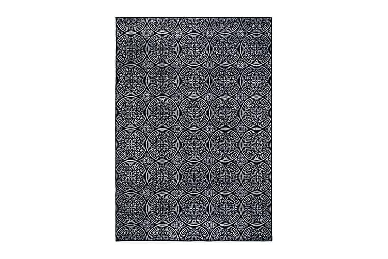 Lavenia Matte 133x190 cm - Svart - Innredning - Tepper & Matter - Friezematter