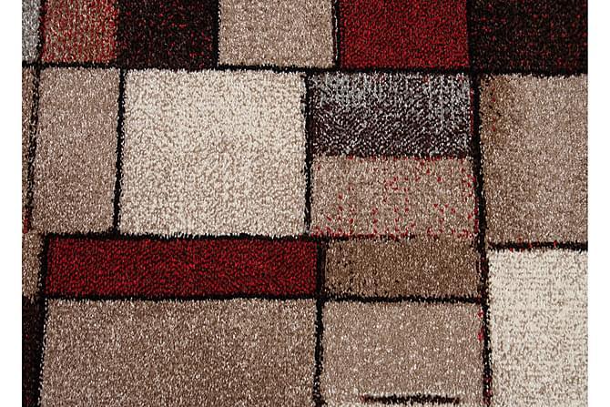 London Friezematte 133x190 - Sand - Innredning - Tepper & Matter - Store tepper