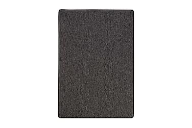 Plain Gummiert Gangmatte 133x190