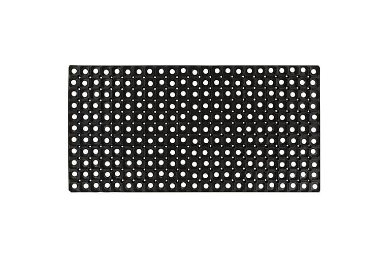 Gummimatter 2 stk 23 mm 50x100 cm - Innredning - Tepper & Matter - Gummiert tepper