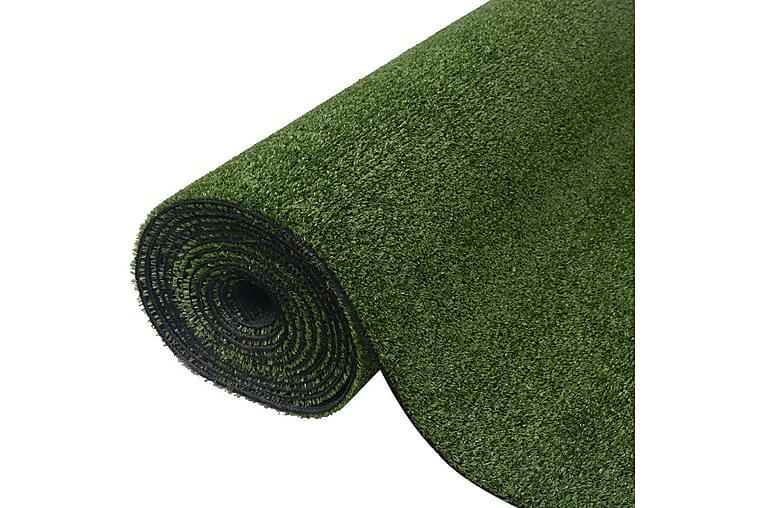 Kunstgress 0,5x5 m/7-9 mm grønn - Innredning - Tepper & Matter - Nålefiltmatter & kunstgressmatter