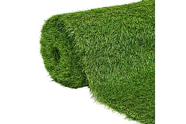 Kunstgress 1x5 m/40 mm grønn